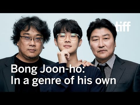 Bong Joon-ho 봉준호 : Expect the Unexpected | PARASITE | TIFF 2019
