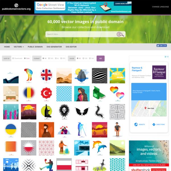 Royalty-free vector clip art, svg files and graphics | Public domain vectors