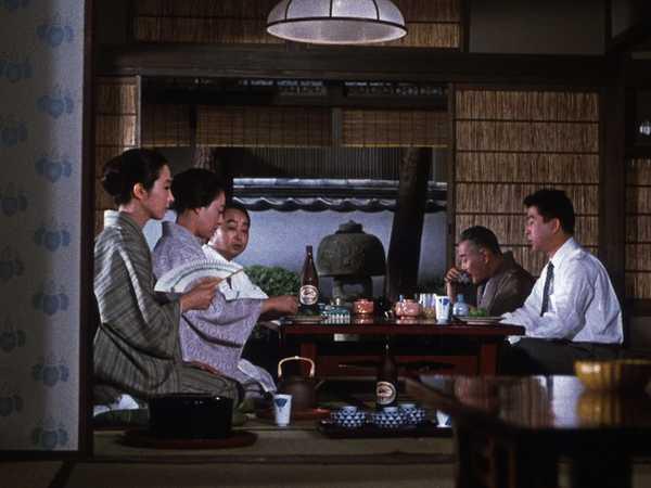 End of Summer, Ozu, 1961