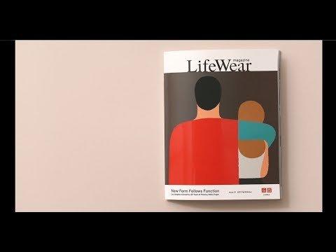 UNIQLO LifeWear magazine Issue 01 2019 Fall&Winter