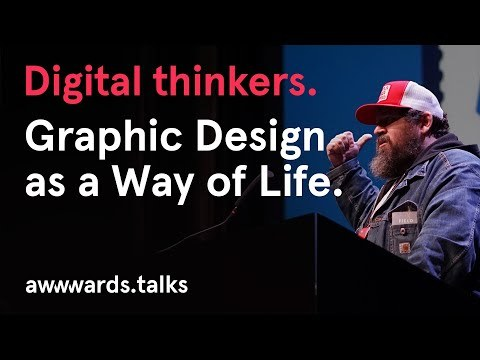 Things That Don't Have a Thing to Do with Graphic Design | Aaron James Draplin | Awwwards SF