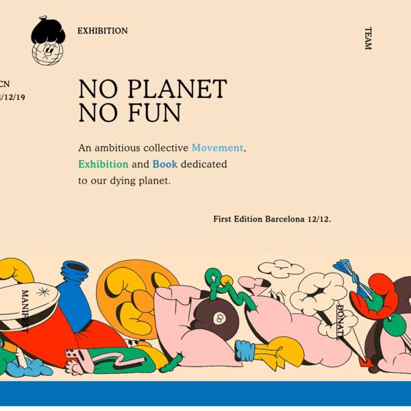 HOME | Noplanetnofun