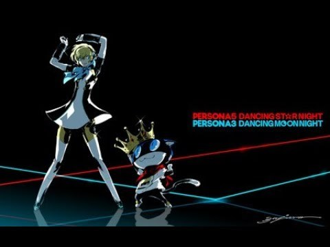 【P3D&P5D】Persona Show Case メインビジュアルメイキング動画 by 副島成記