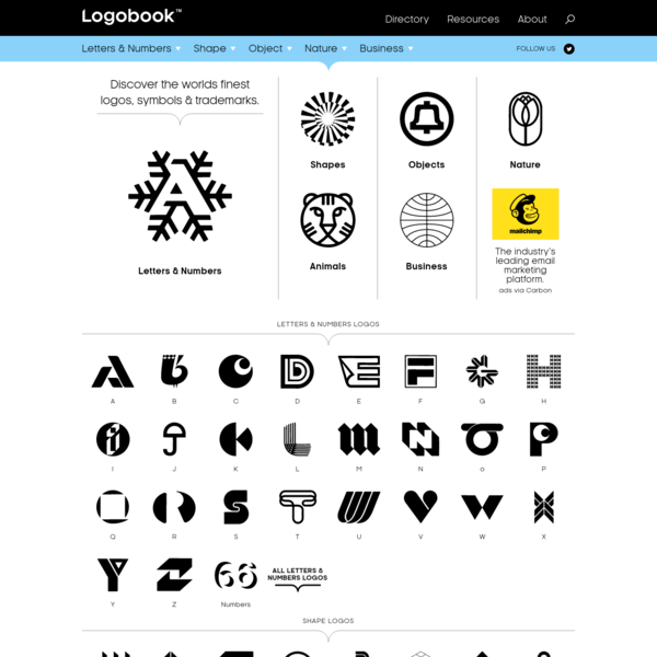 Logobook - Discover the worlds finest logos, symbols and trademarks