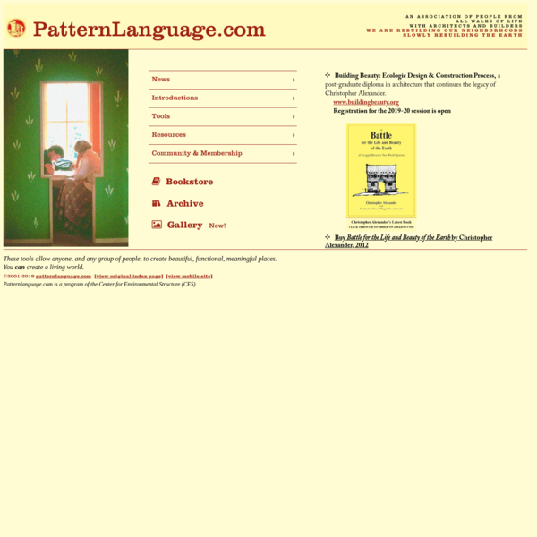 PatternLanguage.com