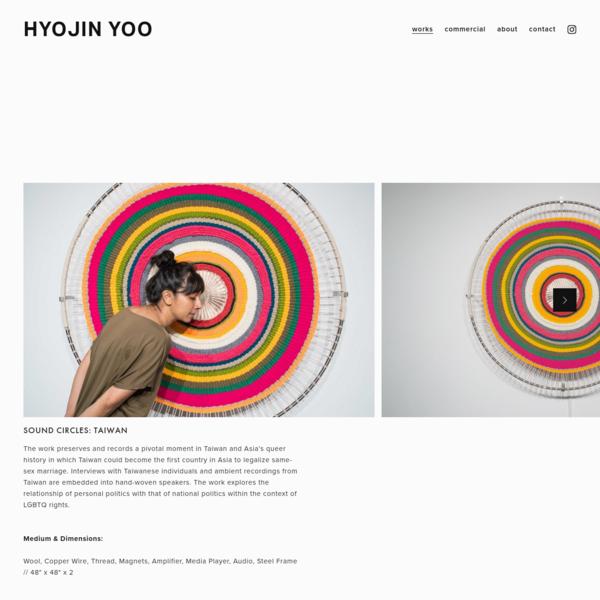 Sound Circles - Taiwan - Hyojin Yoo
