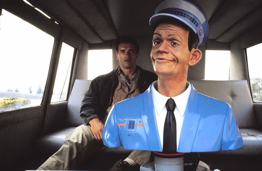 Total Recall, Johnny Cab