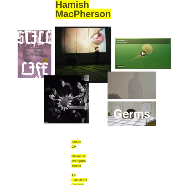 Hamish MacPherson
