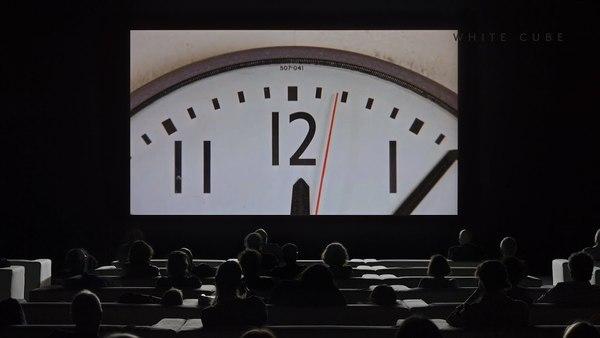 Christian Marclay's 'The Clock'