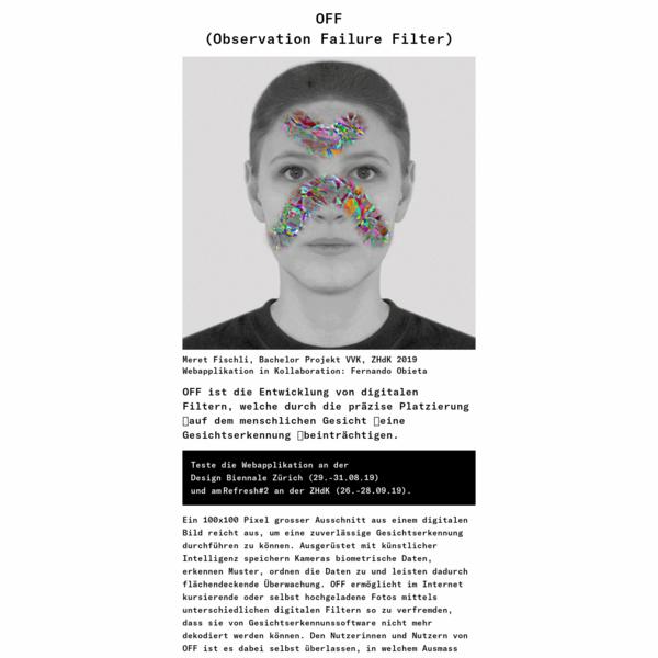 Observation Failure Filter