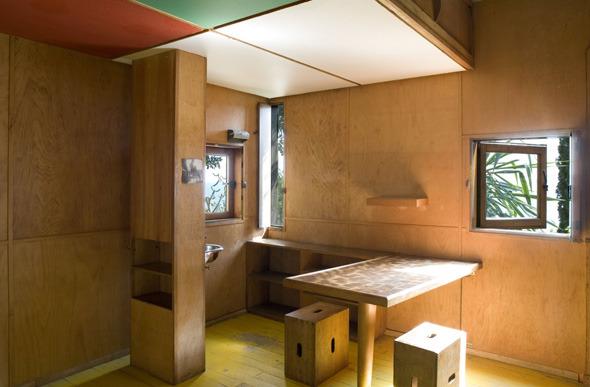 Le Corbusier's Cabanon
