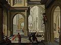 Dirck van Delen - Beeldenstorm in een kerk.jpg