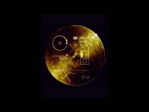 Sounds of Earth : Voyager Golden Record