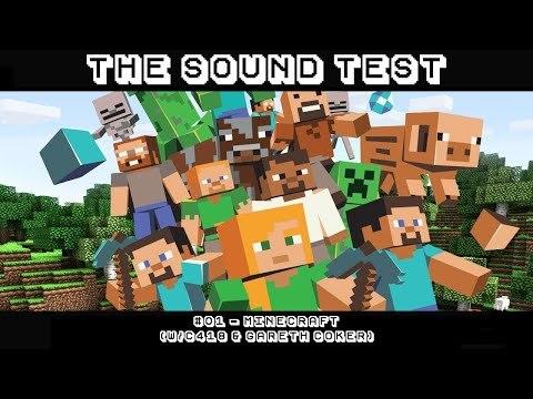 THE SOUND TEST 2 - #01 - Minecraft (w/C418, Gareth Coker & Laura Shigihara)