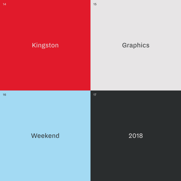 Home - Kingston Graphics Weekend