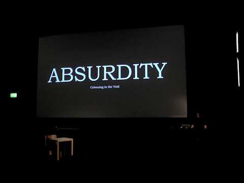 RCA | ABSURDITY: COLOURING IN THE VOID With Ed Atkins, Katrina Palmer, Sally O'Reilly and Kit Downes