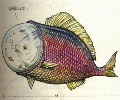 Serafini, Luigi, _Codex Seraphinianus_ [1981] (Milan: Rizzoli, 2001).
