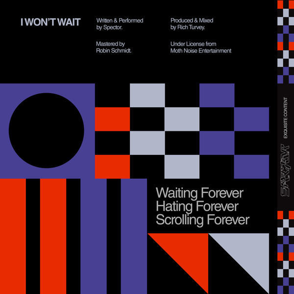 Spector - I Won't Wait