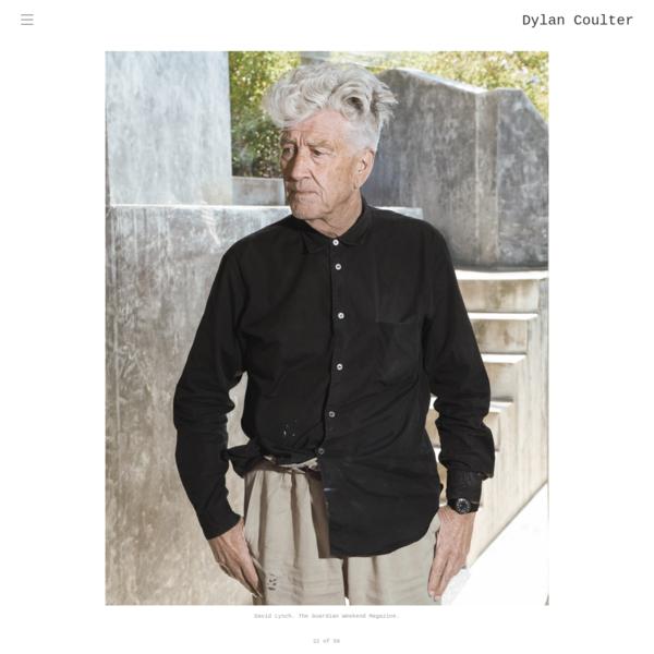 Dylan Coulter / Photographer + Director | Portrait | 22