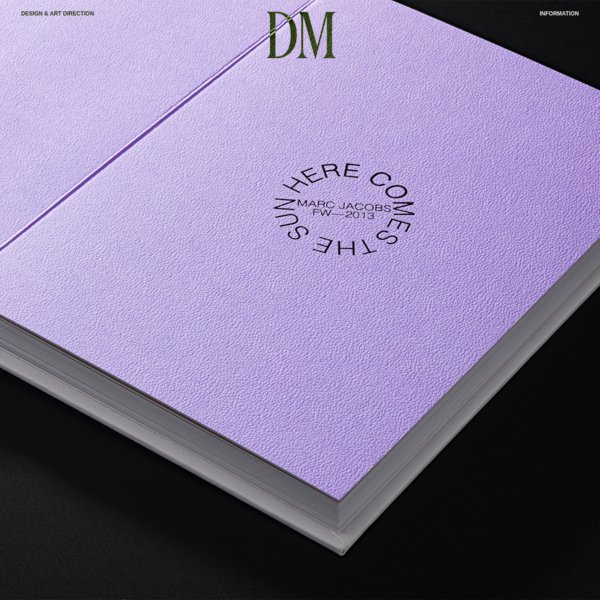 Darcy Moore - Design & Art Direction