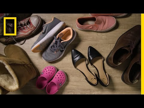 Your Sneakers Are Part of the Plastic Problem | National Geographic
