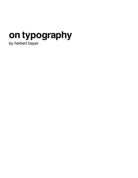 on-typography-bayer.pdf