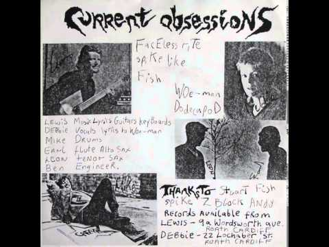 Current Obsessions - Faceless Rite (1982)