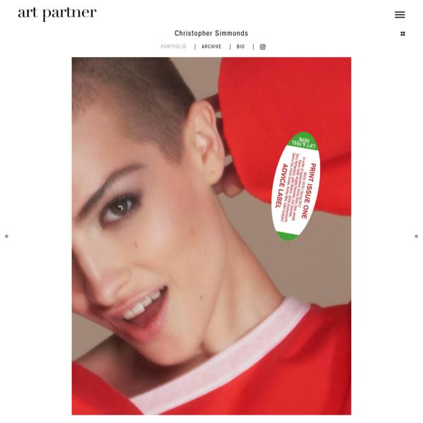 Christopher Simmonds - Art Partner