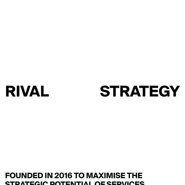 Rival Strategy
