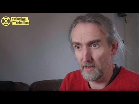 Roger Hallam - Why International Rebellion? - Extinction Rebellion