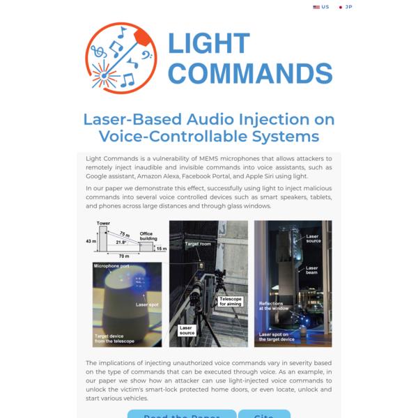Light Commands