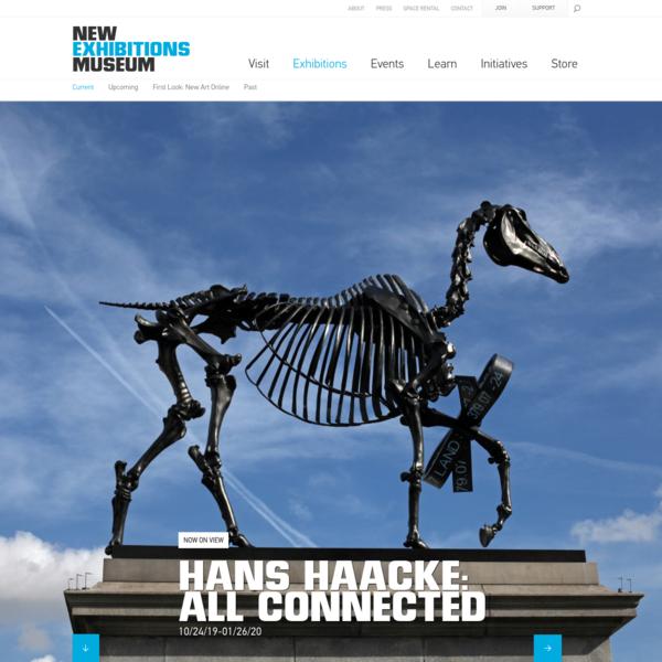 Hans Haacke: All Connected