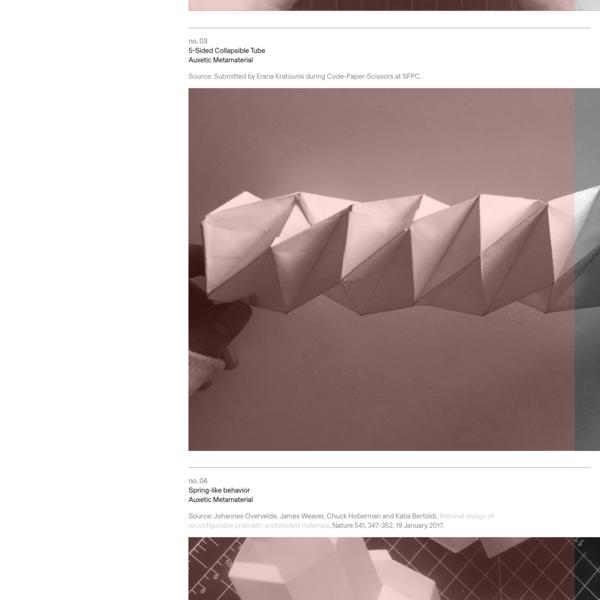 Cut / Fold Templates