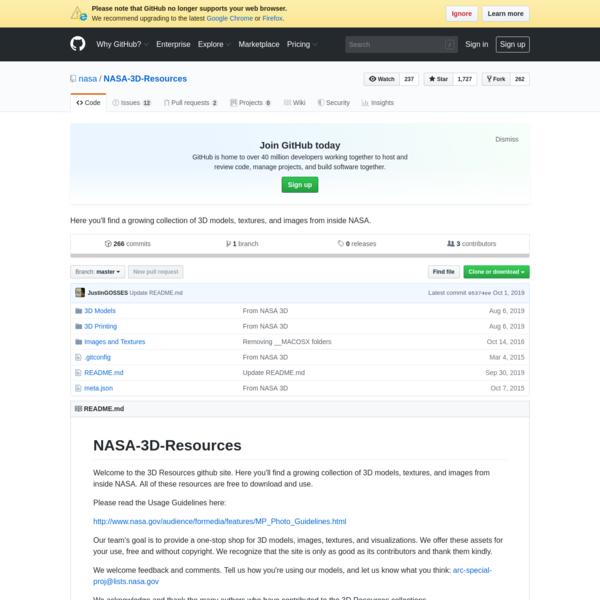 nasa/NASA-3D-Resources