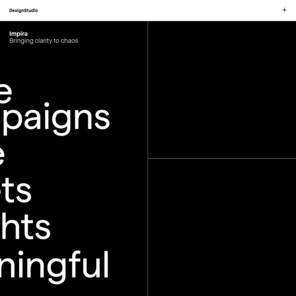 Impira | DesignStudio