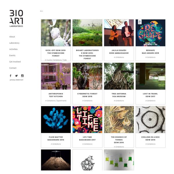 BioArt Laboratories   Exhibitions