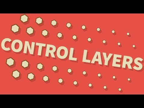 Animate With a Control Layer - Adobe After Effects tutorial