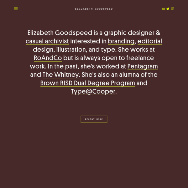 Elizabeth Goodspeed