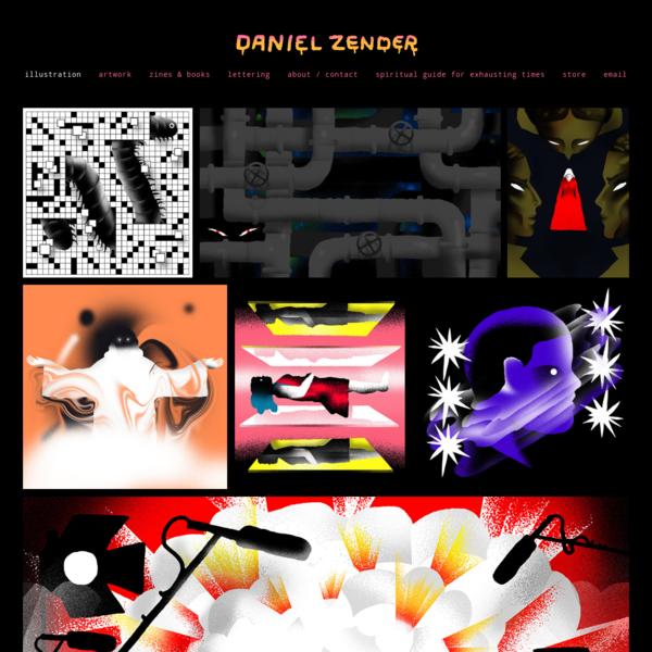 Daniel Zender Illustration