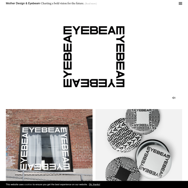 Mother Design - Eyebeam