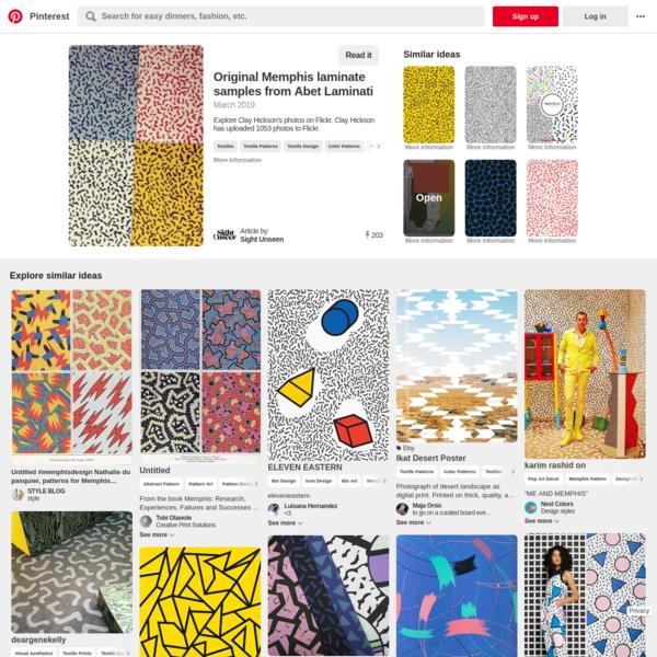 Original Memphis laminate samples from Abet Laminati | Squiggles + zig zags in 2019 | Memphis pattern, Pattern art, Memphis ...