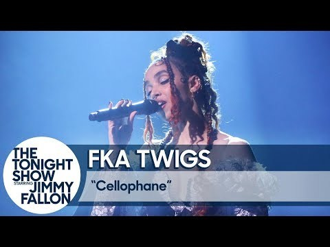 FKA twigs: Cellophane