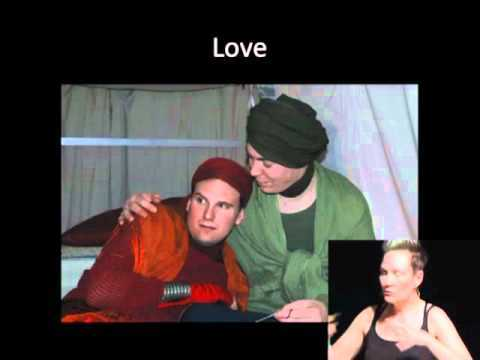 Portraying Love and Trying New Genders - Emma Wieslander
