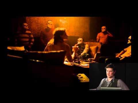 From preforming arts to larp - Jamie McDonald