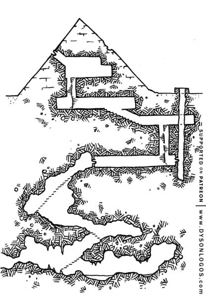 An Nayyirs Pyramid 1200