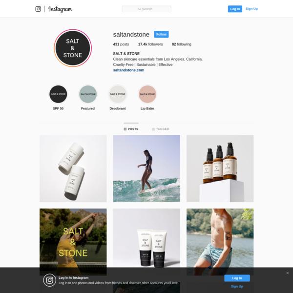 SALT & STONE (@saltandstone) * Instagram photos and videos