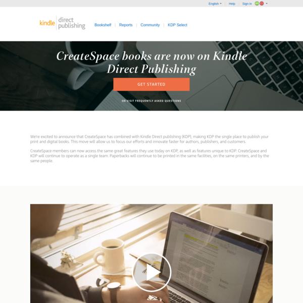 Print on Demand | Amazon Kindle Direct Publishing