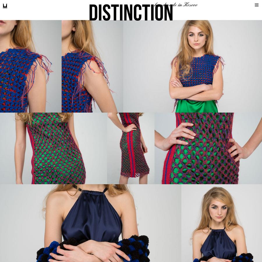 Knitwear Design by Flaka Jahaj