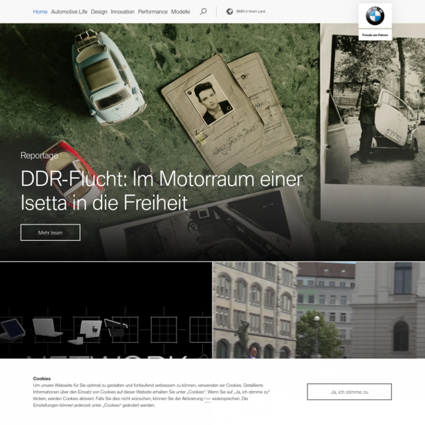 Die internationale BMW Website | BMW.com