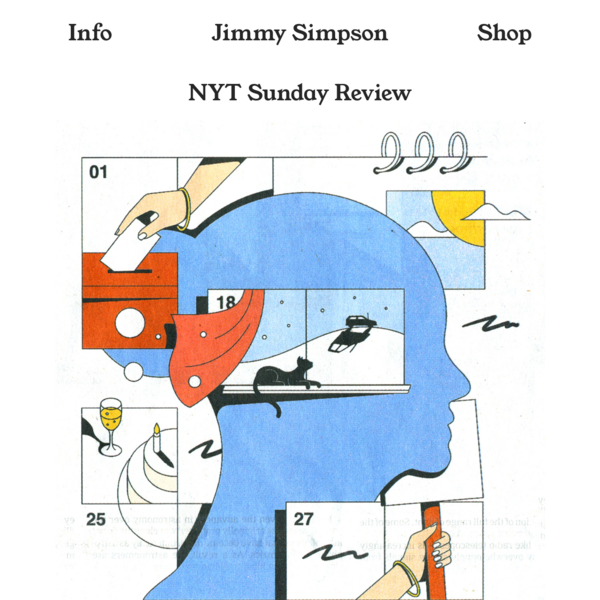 NYT Sunday Review - Jimmy Simpson